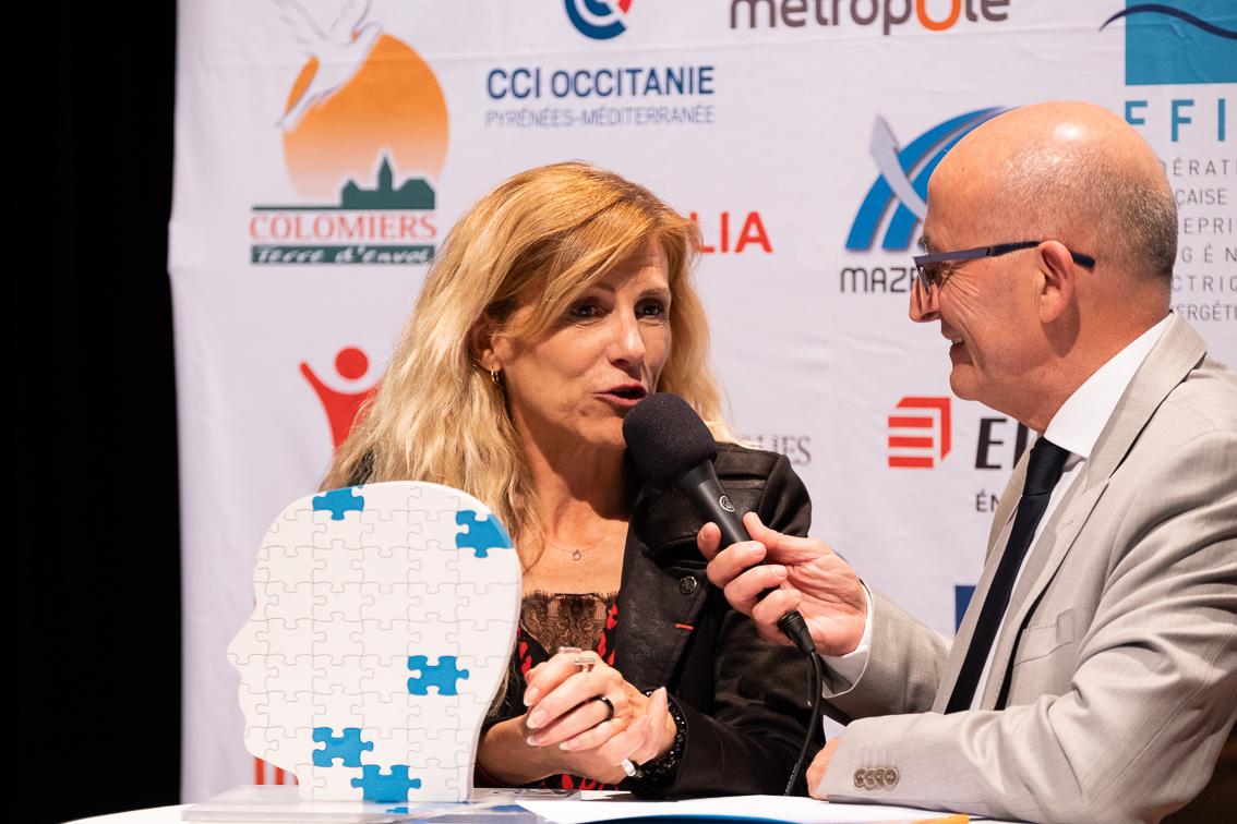 Lauréat Emploi JIMENEZ FVA Défis d'Entreprises CEO