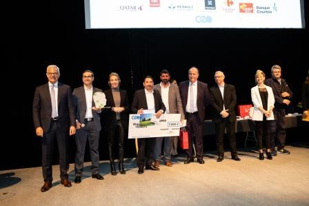 Lauréat Export TESALYS Défis d'Entreprises CEO