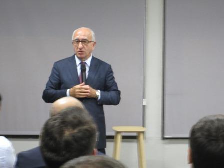 Bernard PLAGNET Le rendez-vous ECO du CEO