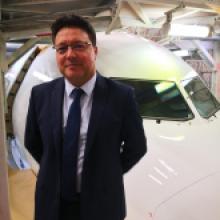 Pascal Pastor - Sabena Technics TLs - Adhérent du CEO