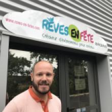 Laurent Pezareix - Rêves en fêtes - Membre du CEO