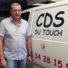 Malek Hachemi - CDS du Touch - Membre du CEO
